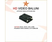 HD AKTIVNI VIDEO BALUN - PAR